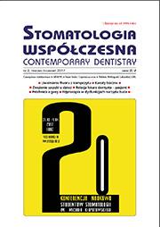 Stomatologia Współczesna nr 2/2017