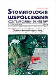 Stomatologia Współczesna nr 3-4/2018