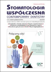 Stomatologia Współczesna nr 5/2016