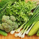 Photo of Корисні властивості зелених овочів