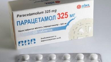 Photo of Парацетамол при головному болі