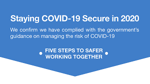 COVID-19 risk assessment - staying covid secure