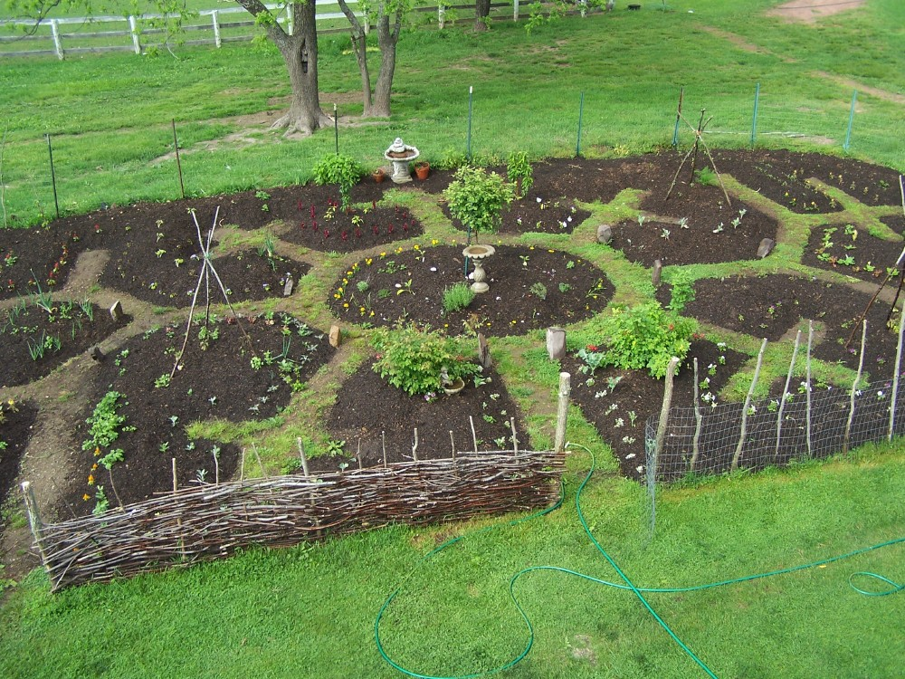 Permaculture Garden Progress and Projects | Meduseld ... on Backyard Permaculture Design id=74957