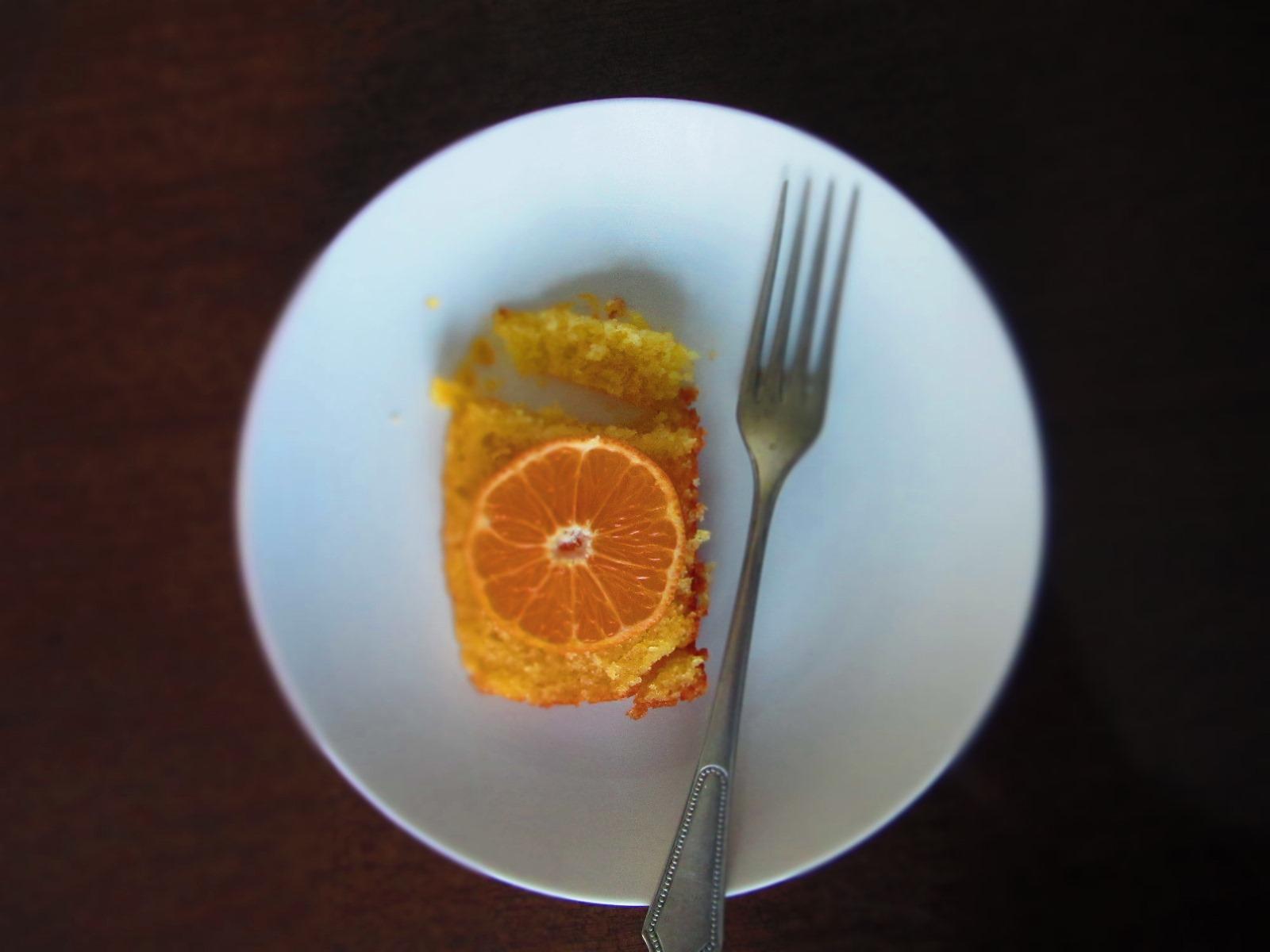 Mandarīnu kēkss