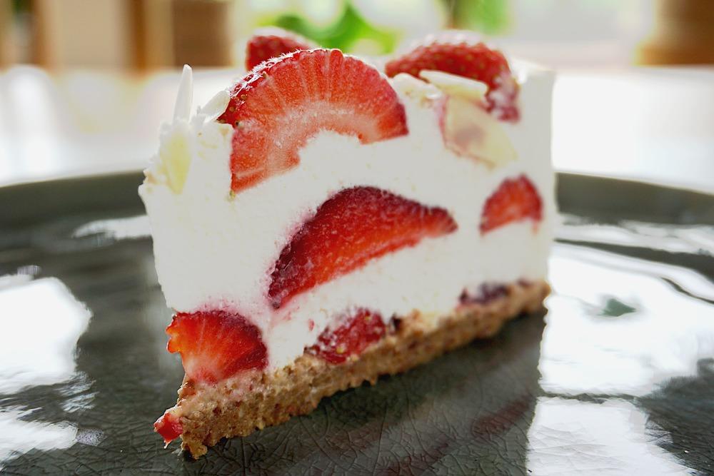Zemeņu kūkas recepte