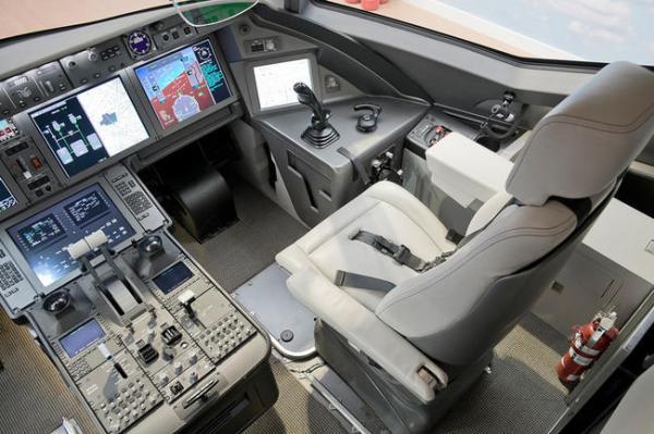 Как выглядит новый российский самолет МС-21 — снаружи и ...