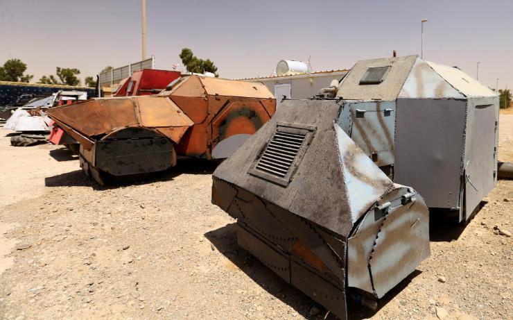 moqs30GBO6LgGkJY204ksg Джихад-мобили во всей красе. Машины смерти представлены в Ираке
