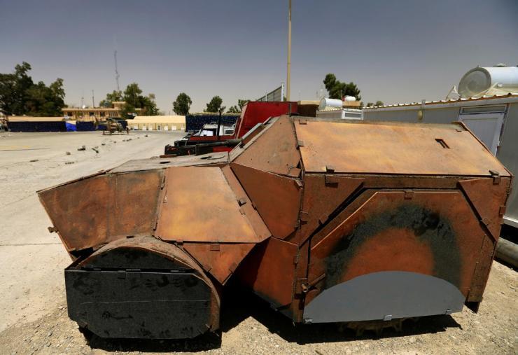01xcA1fGB2pxuCCveeiDTQ Джихад-мобили во всей красе. Машины смерти представлены в Ираке