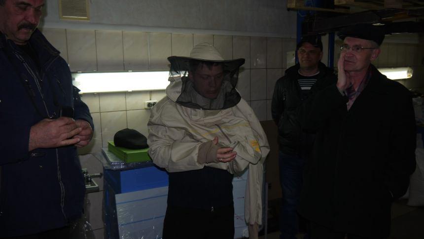 примерка костюма