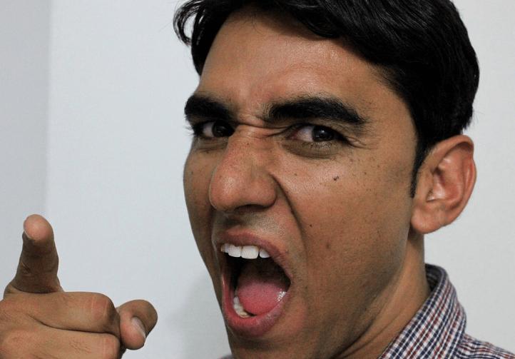Losing Your Temper