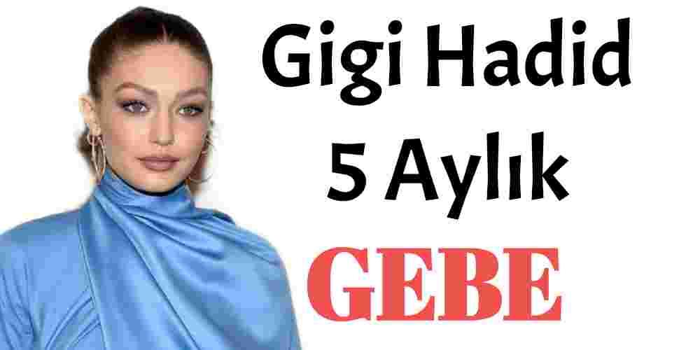 Gigi Hadid Hamile