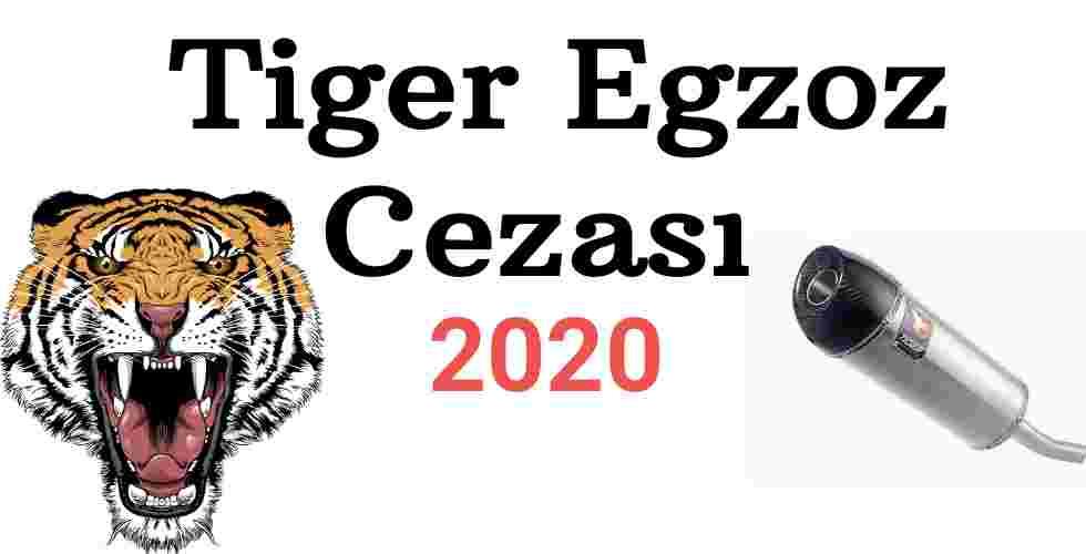 Tiger Egzoz Cezası
