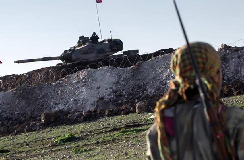 All Quiet on the Kurdish Front