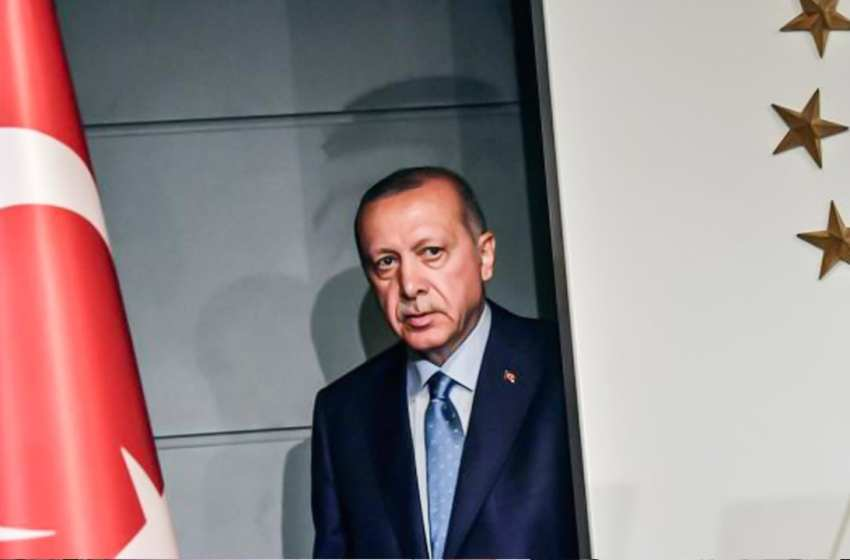 Erdoğan anxiously awaiting Biden