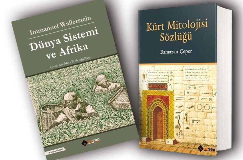 Two new books on Kurdish mythology and Africa's international role