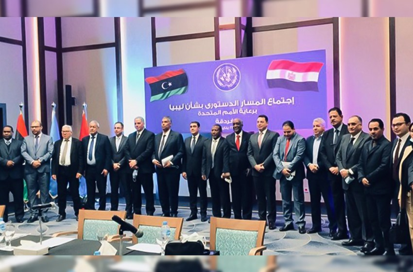 Egypt hosts new round of talks between Libyan rivals