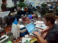 Mark Zuckerberg'in Masası