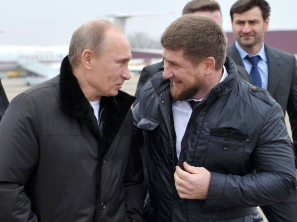 Putin, Kadyrov
