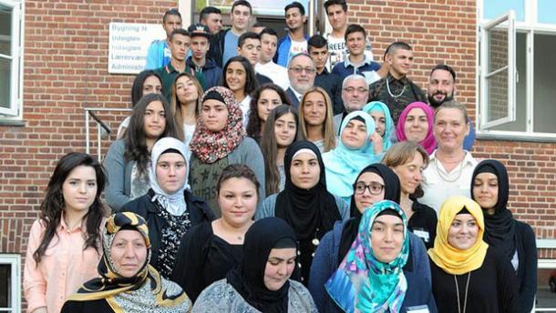Škola v Škandinávii