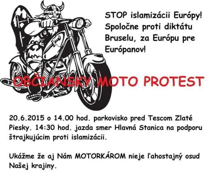 moto-protest