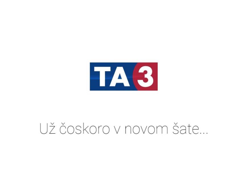 Televízia TA3 - Realita v súvislostiach Už čoskoro v novom šate...