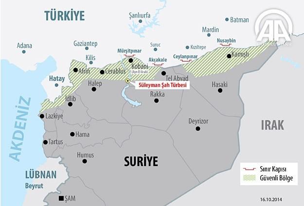 Syria Buffer-Zone-AKP