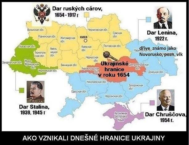 Ukrajina-hranice