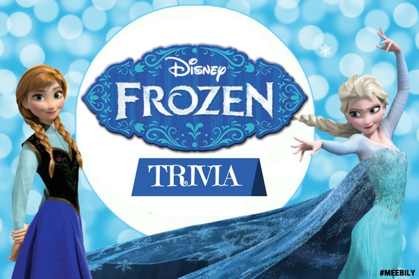 Disney Frozen Trivia Questions & Answers
