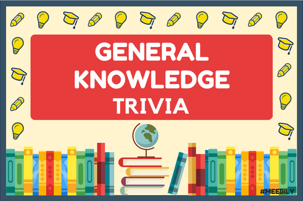 General Knowledge Trivia Questions & Answers Quiz Game