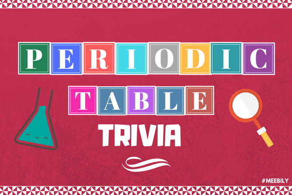 Periodic Table Trivia Questions Answers Meebily