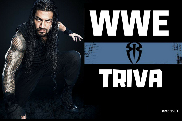 WWE Trivia questions & answers quiz game