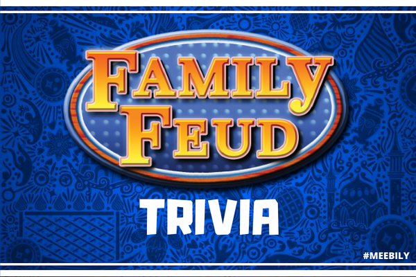 Family Feud Trivia Questions & Answers Quiz Game