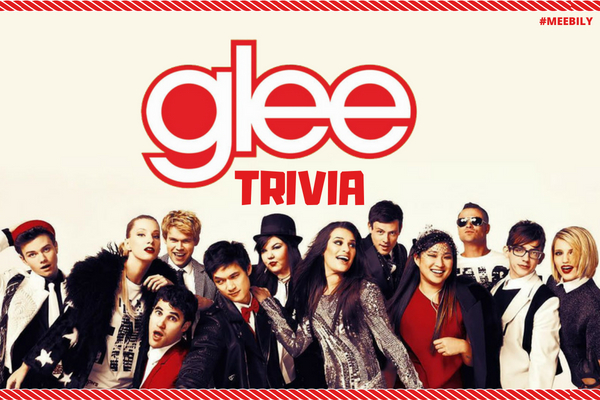 Glee Trivia questions & answers quiz game