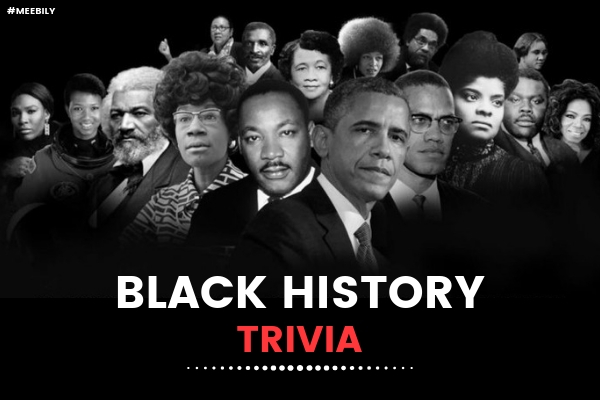 Black History Trivia Questions & Answers Quiz Game