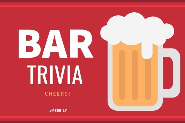 Bar Trivia Questions & Answers Quiz Game