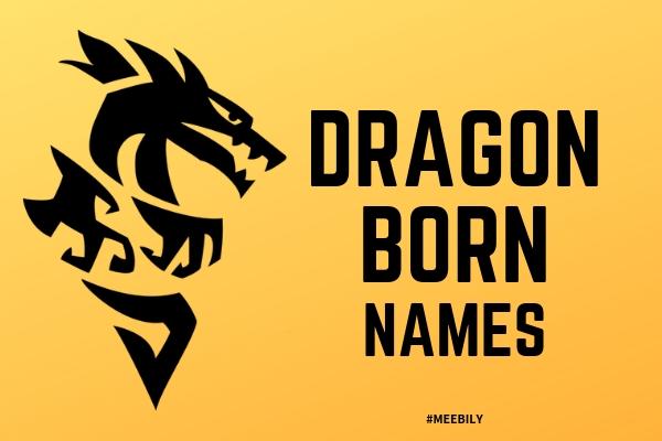 D&D Dragonborn Names