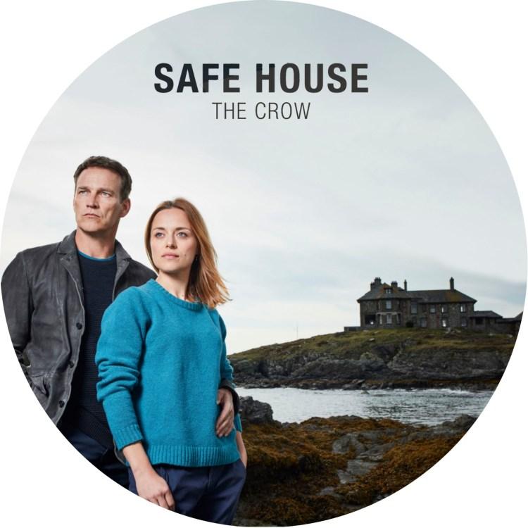 セーフハウス DVDラベル SAFE_HOUSE THE_CROW