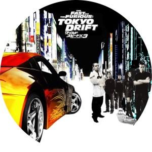ワイルドスピード3 Tokyo drift
