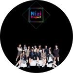 nizi project(虹プロジェクト)のDVDラベル