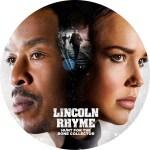 リンカーン 殺人鬼ボーン・コレクターを追え のDVDラベルです