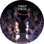 IDOLY PRIDE アイドリープライド DVDラベル