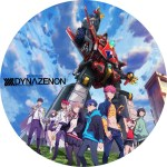 SSSS.DYNAZENON(ダイナゼノン) DVDラベル