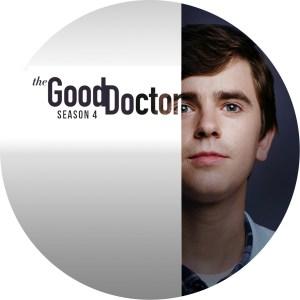 グッド・ドクター season 4 DVDラベル