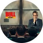bull season 5 DVDラベル