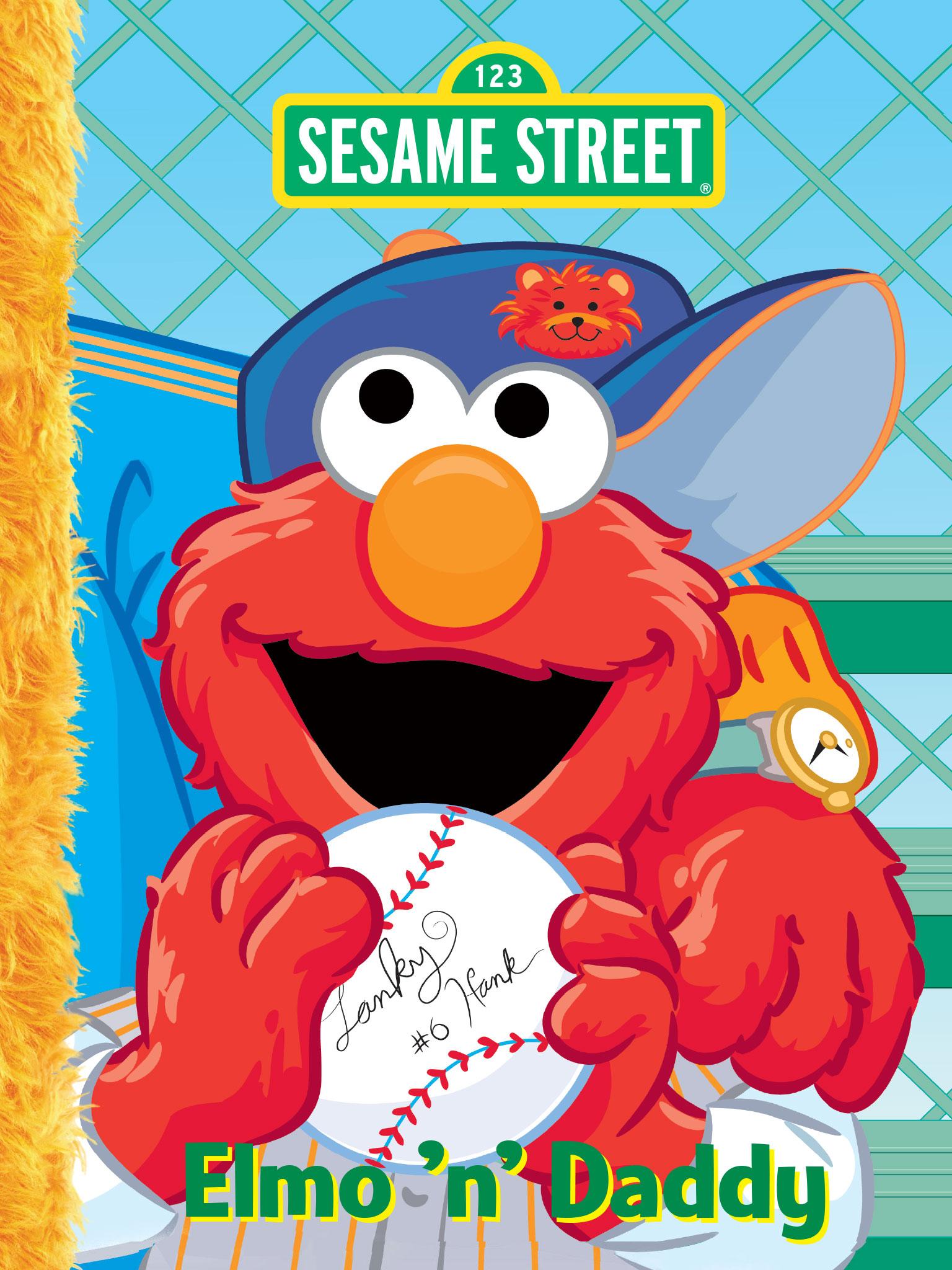 My Favorite Sesame Street Book On Meegenius Elmo N