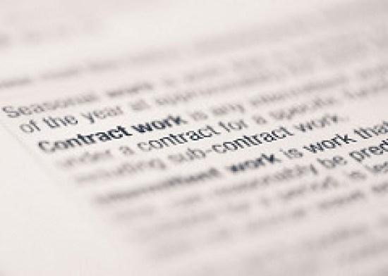 signed agreements business litigation