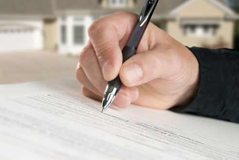 residential deed preparation in charlotte