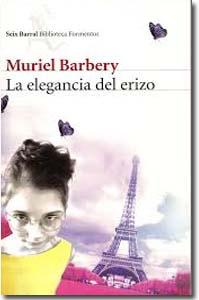 La elegancia del erizo, Muriel Barbery