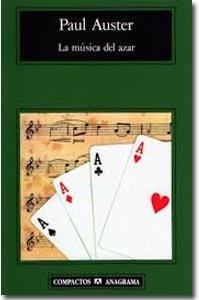 La música del Azar; Paul Auster