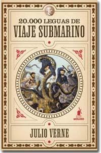 20.000 Léguas de viaje submarino. Julio Verne